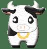 画像:こどもの国の牛