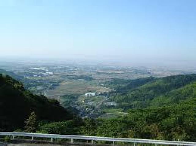 道の駅吉野ヶ里景色