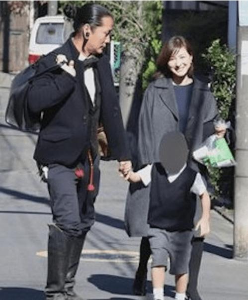 広末涼子と夫キャンドルジュンと長男宏志