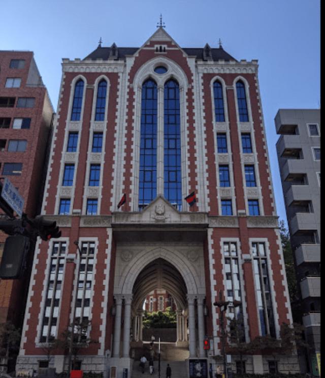 慶應義塾大学の外観