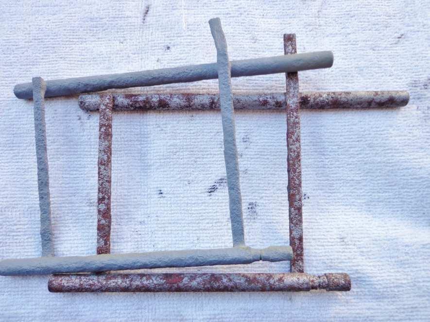 Rusted-Tilt-Lever