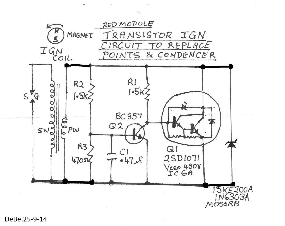 Atom Points Eliminator Failure Mode Antique Outboard