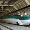 北海道新幹線のスピードを青森県側で初めて営業最高速度の時速260キロ