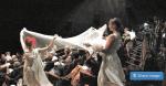 舞踏、芸術の力 青森から発信 国際学会開幕