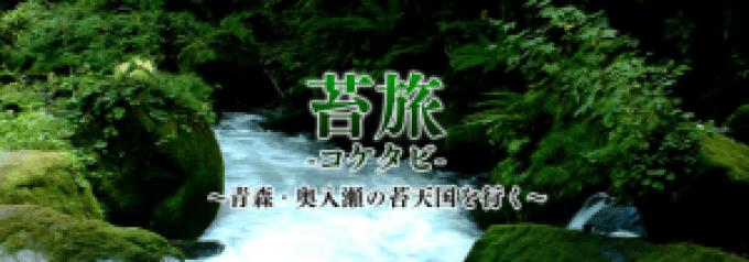 BS朝日 苔旅 ~青森・奥入瀬の苔天国を行く~