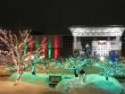 青森県・弘前 「北国の雪」に 浮かぶ「レトロな洋館 」