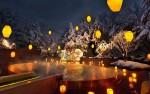 星野リゾート 青森屋の 冬の風物詩 「ねぶり流し灯篭」 が今年も登場します。
