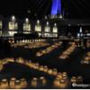 青森 「雪灯りまつり」開幕 ゆらめく光、神秘的です!