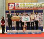 第33回「全農日本カーリング選手権大会」 表彰式 in AOMORI