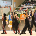 第32回全国高校新体操選抜大会「男子団体は青森山田がV」「どん底」から再び頂点へ !