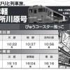快速風っこ「津軽 青森・五所川原号」(奥羽本線青森~川部間)に初のトロッコ列車!