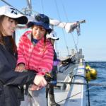 2017 陸奥湾で船釣り/女子○=「児島玲子さん」と in hiranai⦅9月9日⦆