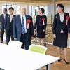 青森・五所川原市役所・新庁舎完成!(2018年5月7日)に業務開始!