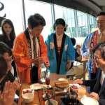 「青森県食材」=「シンガポール」でPR!むつ市長ら@2018年11月11日~12日