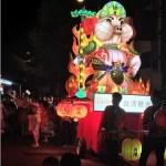 台湾のランタン「2019青森ねぶた祭」に初参加 見物客に観光PR!