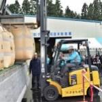 青森県産米輸出(2019年産)=過去最高226トン出荷へ!