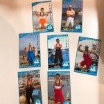 青森の裸エプロン漁師トレーディングカード
