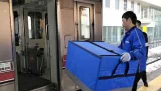 JR北海道と佐川急便、新幹線の貨客混載「年内事業化」:令和2年