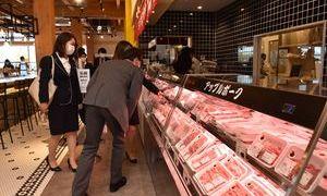 こだわりの青森県産 食材販売、十和田市に開店した