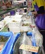 「青森市で肴フェア」海峡サーモンやホヤ 漁業7団体自ら販売