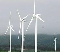 青森県の風力発電量全国2位(19年度)