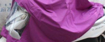 Áo mưa quây chữ a