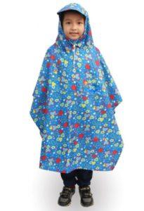 Áo mưa trẻ em bích