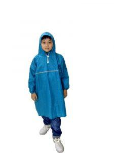 Áo mưa trẻ em cánh dơi