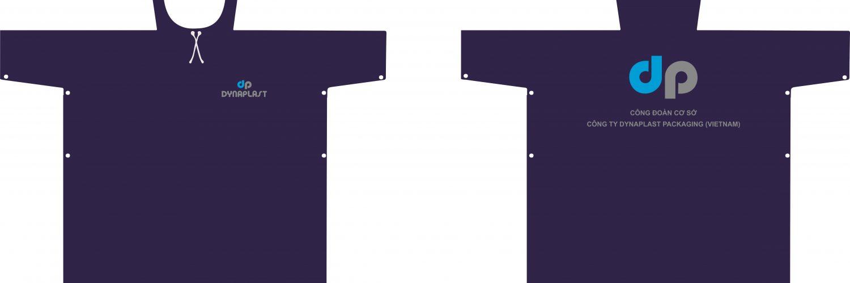 Đặt áo mưa in logo công ty