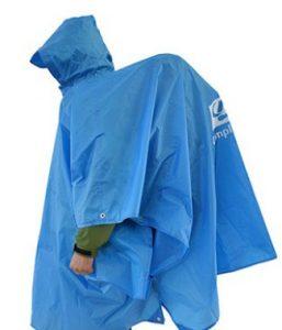 Áo mưa đi phượt
