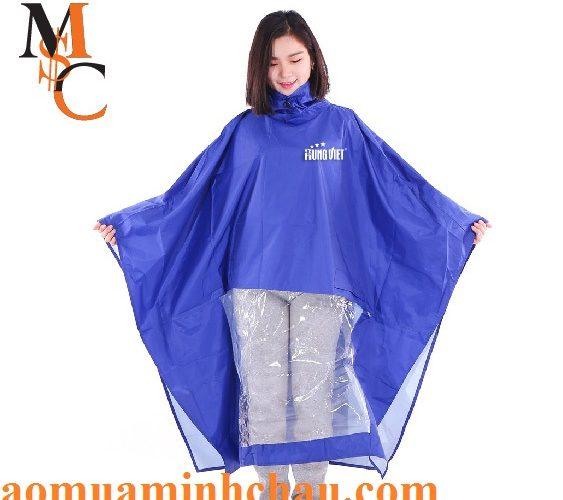 Áo mưa in logo Cần Thơ