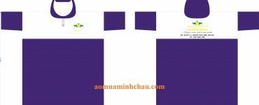 Áo mưa in ấn logo thương hiệu doanh nghiệp