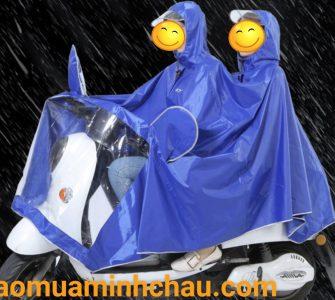 Áo mưa Cà Mau