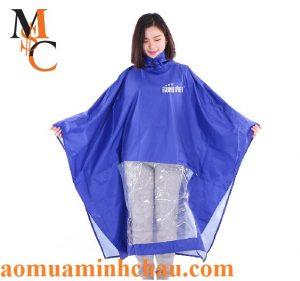 áo mưa cánh dơi phòng chống thiên tai