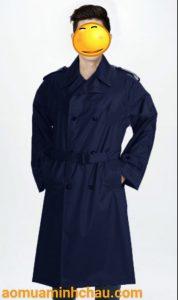 áo mưa bộ tặng nhân viên