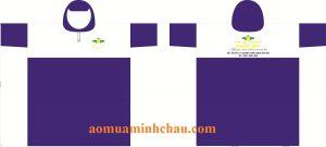 Đặt áo mưa in logo công ty tphcm