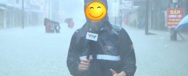 Áo mưa phuc vụ phòng chống thiên tai