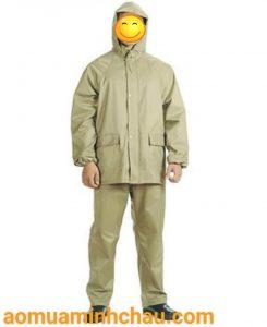áo mưa bộ phòng chóng thiên tai