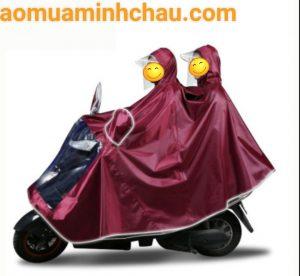 sản xuất áo mưa 2 đầu