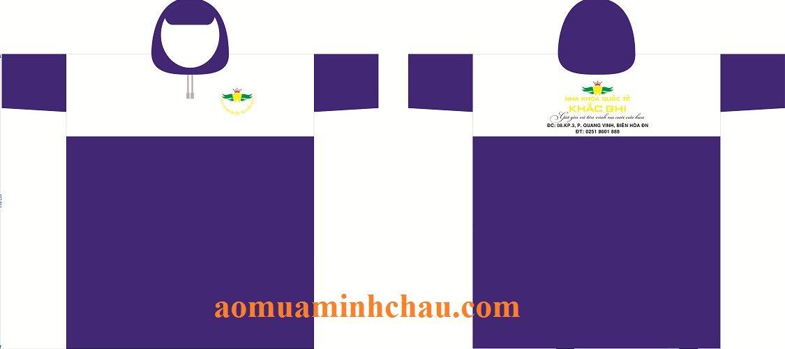 Áo mưa Bình Thuận