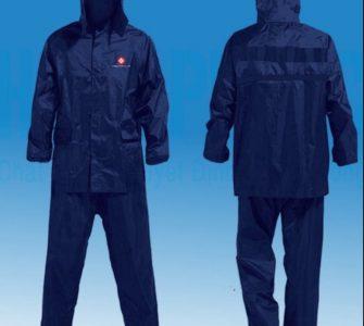 Bộ quần áo đi mưa cho nhân viên