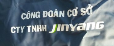 Nhận in ấn áo mưa quảng cáo