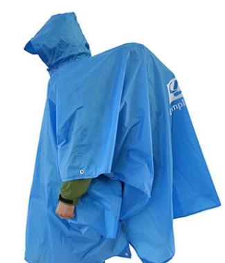 Áo mưa vải dù bít hông