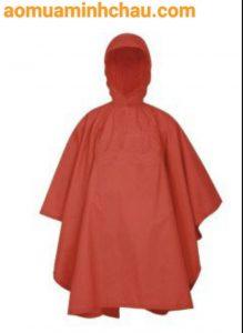áo mưa trẻ em vải dù tổ ong