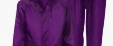 Bộ quần áo mưa vải dù