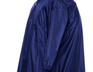Áo mưa vải dù 1 người