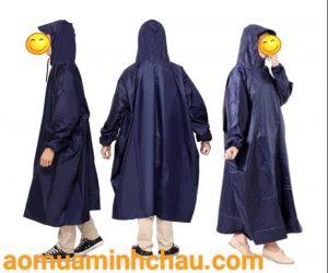 Các loại áo mưa vải dù