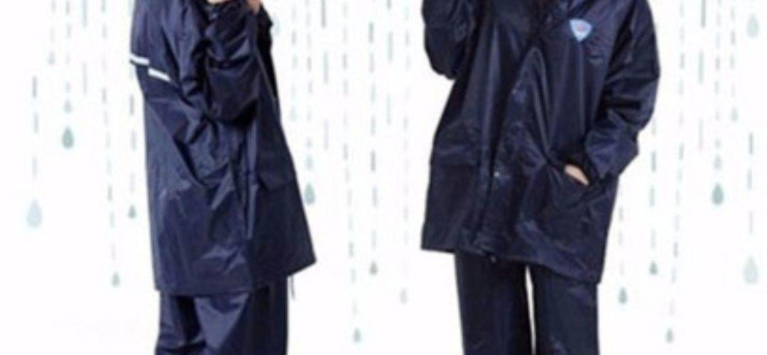 Áo mưa vải dù siêu nhẹ