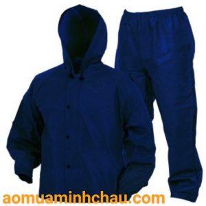 Cơ sở sản xuất áo mưa vải dù