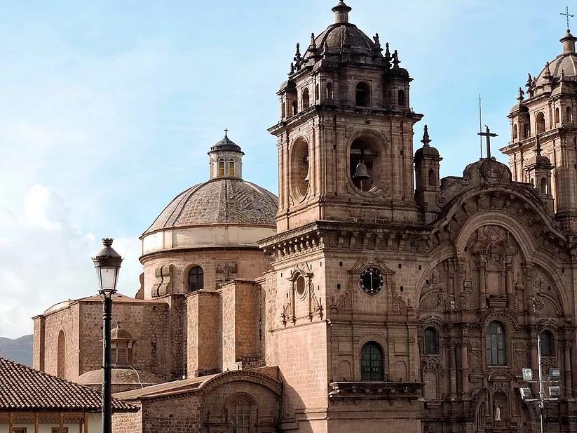 Cusco, Peru: Arquitetura colonial Espanhola